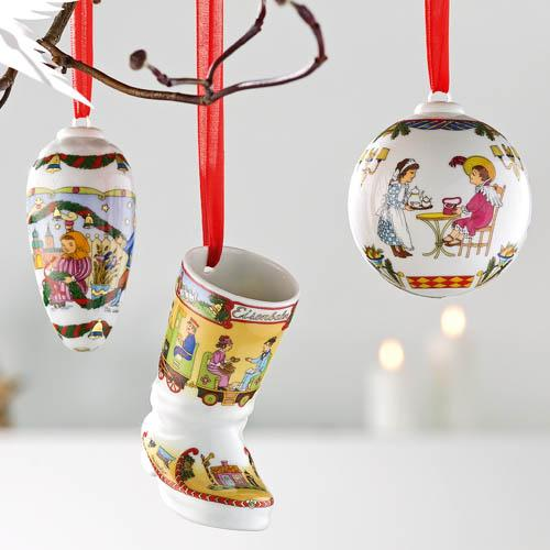Hutschenreuther Limited Christmas items