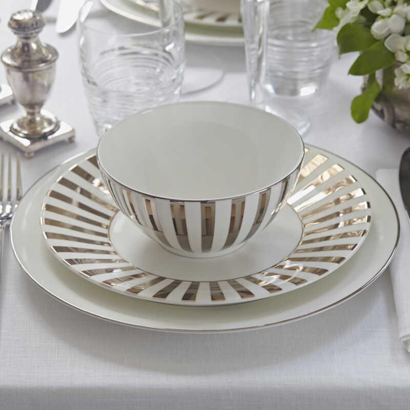 Wedgwood Jasper Conran Platinum Lined Porcelain