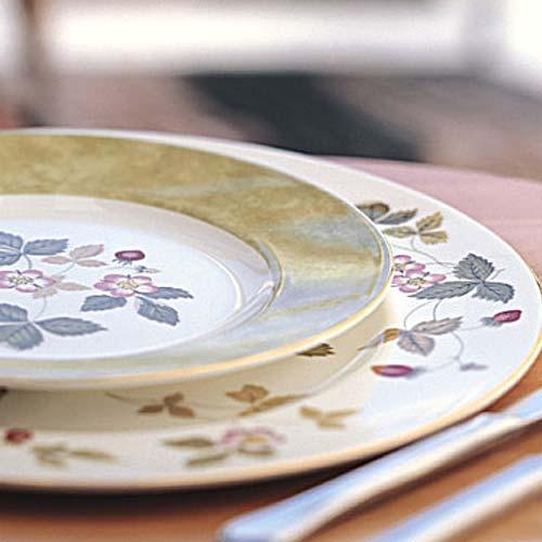 Wedgwood Wild Strawberry Porcelain