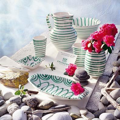 Dizzy Green от Gmundner Keramik