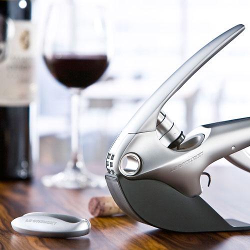 Le Creuset Screwpull Korkenzieher und Flaschenöffner