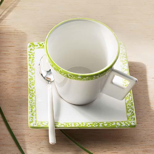 Gmundner Ceramics Selection Apple Green