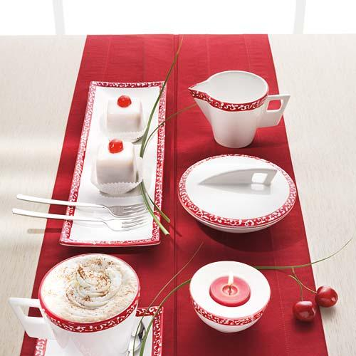 Gmundner Ceramics Selection Ruby