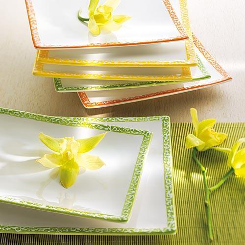 Tortenplatten aus Keramik