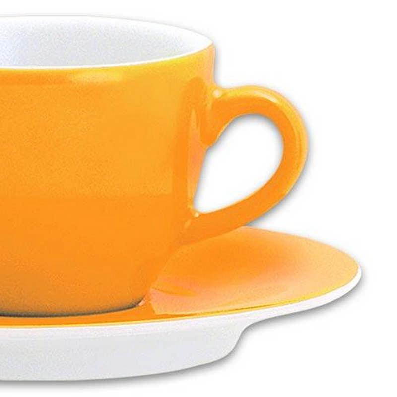 Kahla Pronto Colore orangegelb фарфор