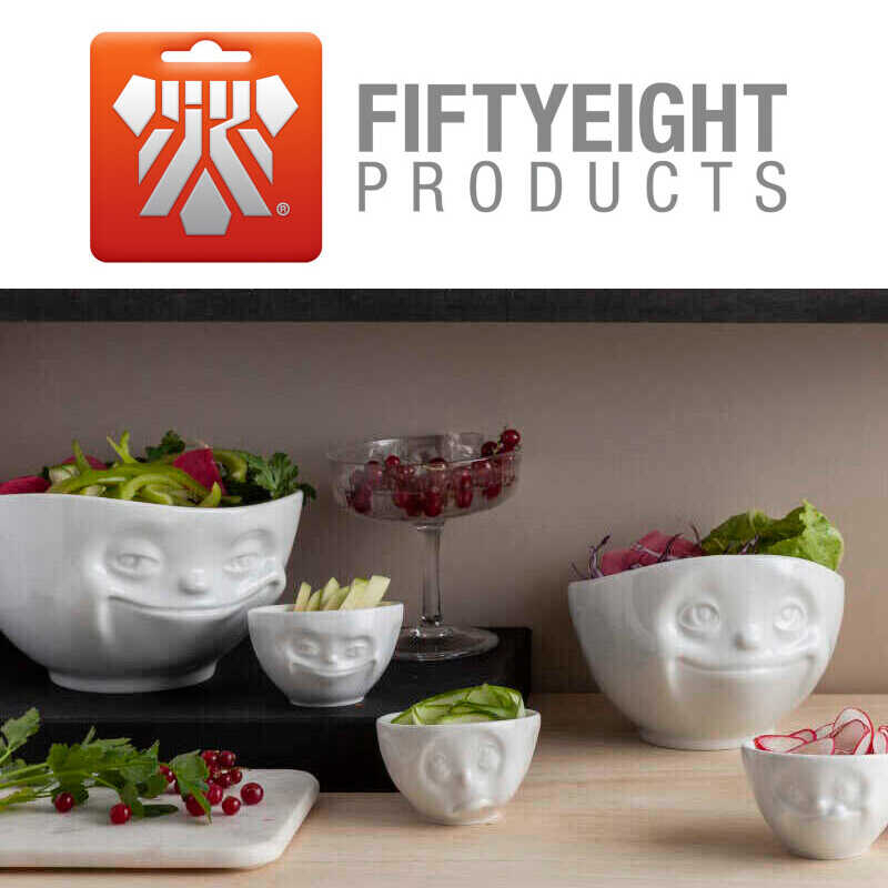 Fiftyeight Products TV Cups