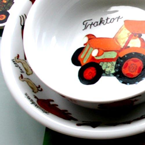 Arzberg children Tableware At the Countryside