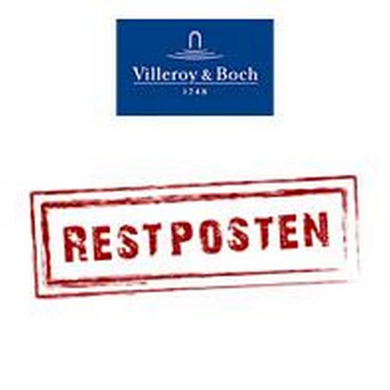 % Villeroy & Boch Restposten