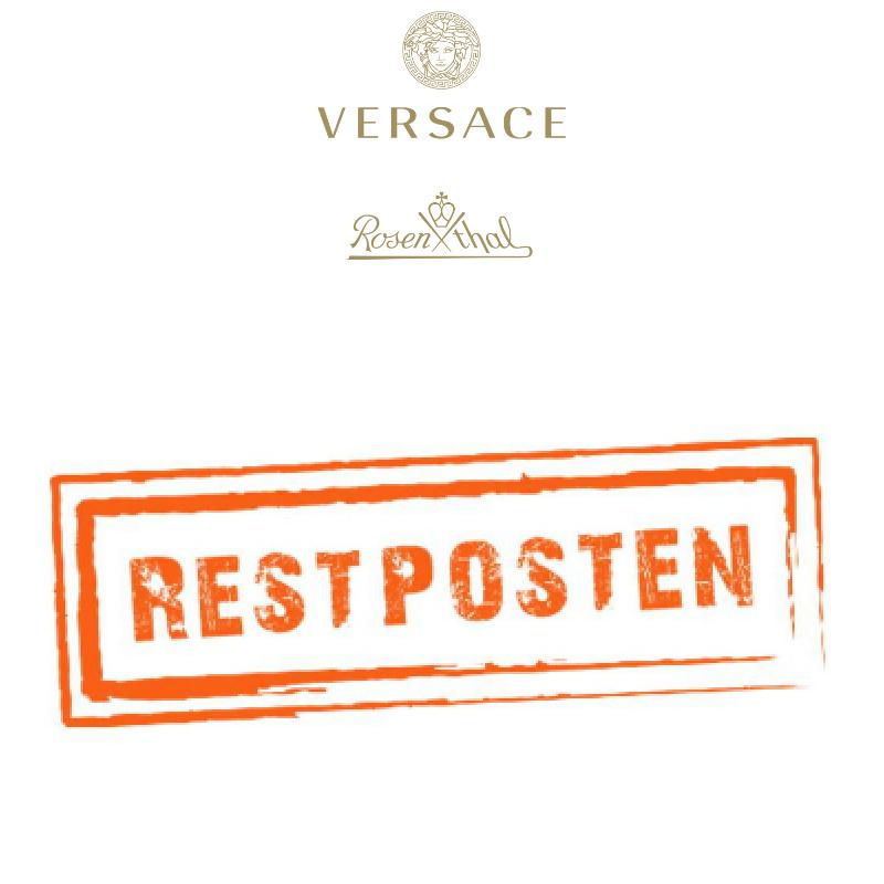 % Rosenthal Versace Restposten