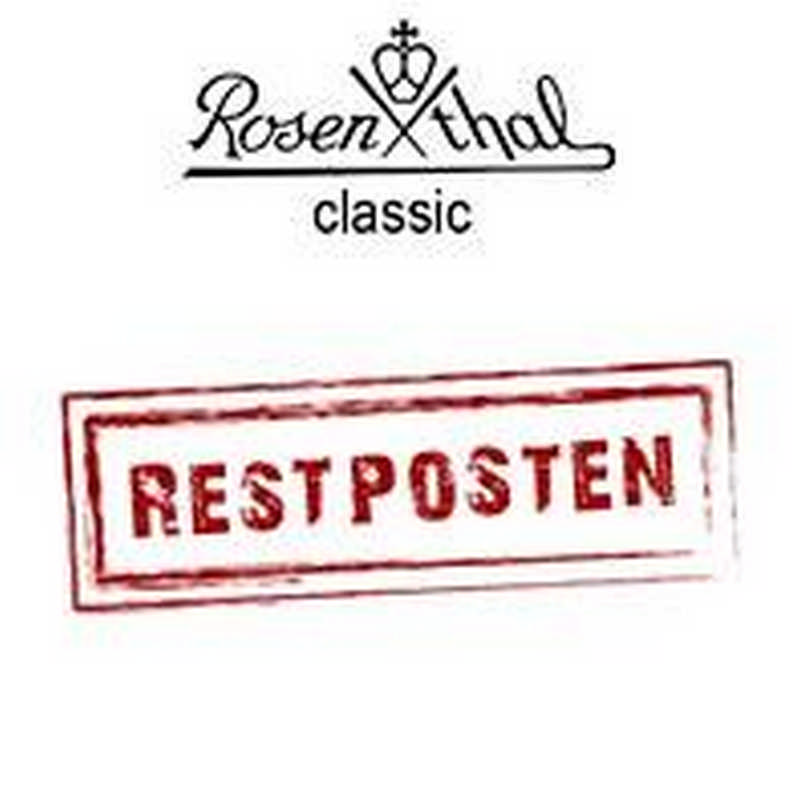 % Rosenthal Classic Tradition Selection Restposten