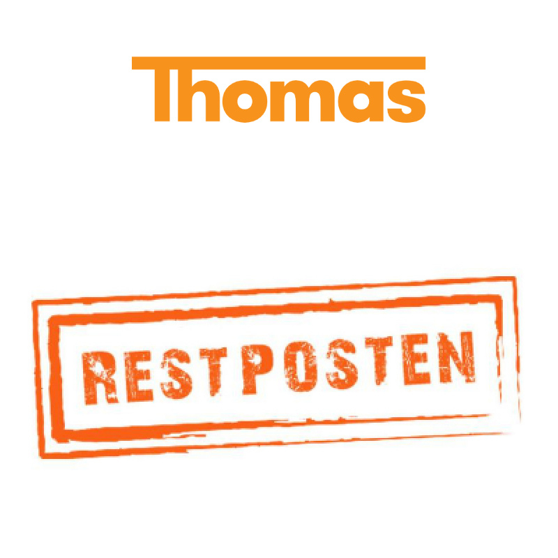 % Thomas discontinued | remaining stock
