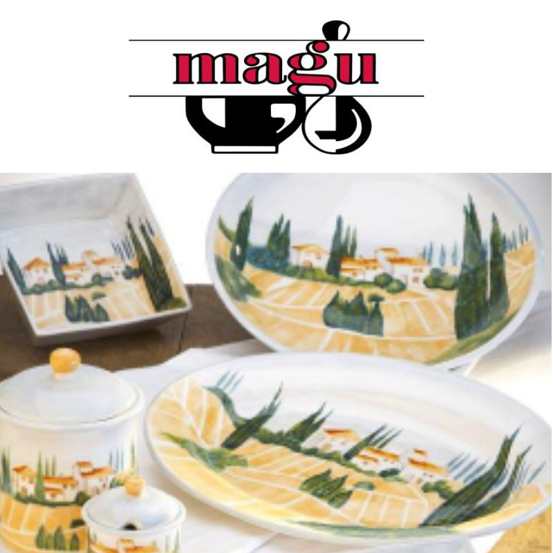Magu-Cera Ceramics and Stoneware