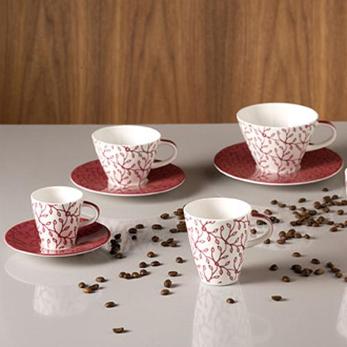 'Caffè Club Floral Berry' от Villeroy & Boch