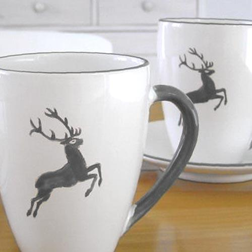 Gmundner Ceramics Grey Deer
