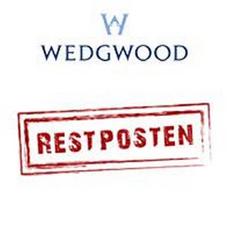 % Wedgwood Restposten