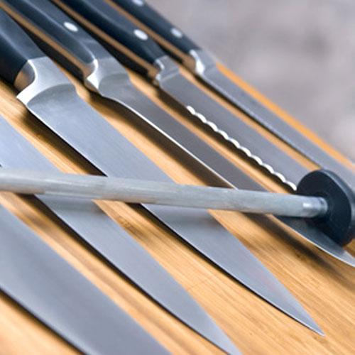 Приборы для заточки ножей