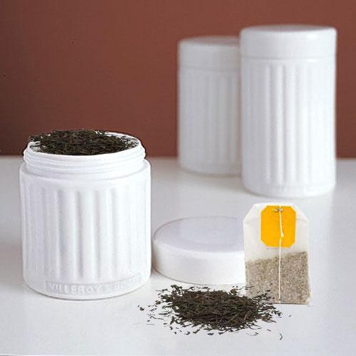 Емкости для хранения чая