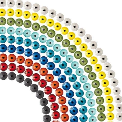 Чугун разных цветов от Le Creuset