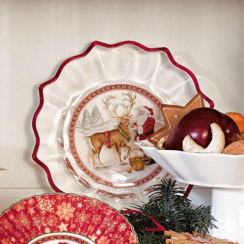 Christmas Glass Accessories от Villeroy & Boch