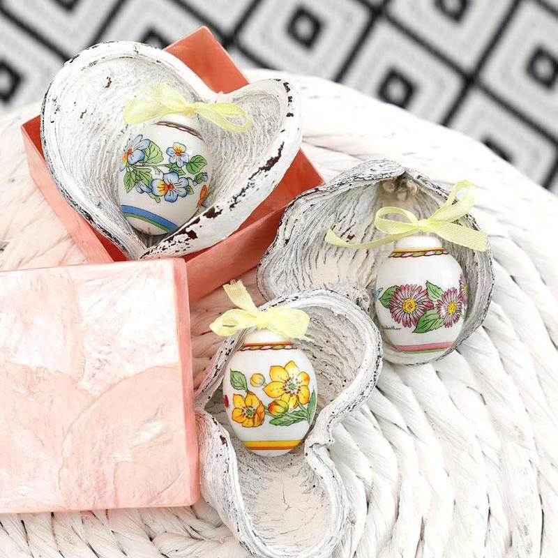 """Пасхальные яйца """"мини"""" 2011 от Hutschenreuther"""