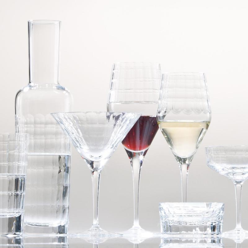 Zwiesel 1872 Glassware Hommage Carat Bar by Charles Schumann