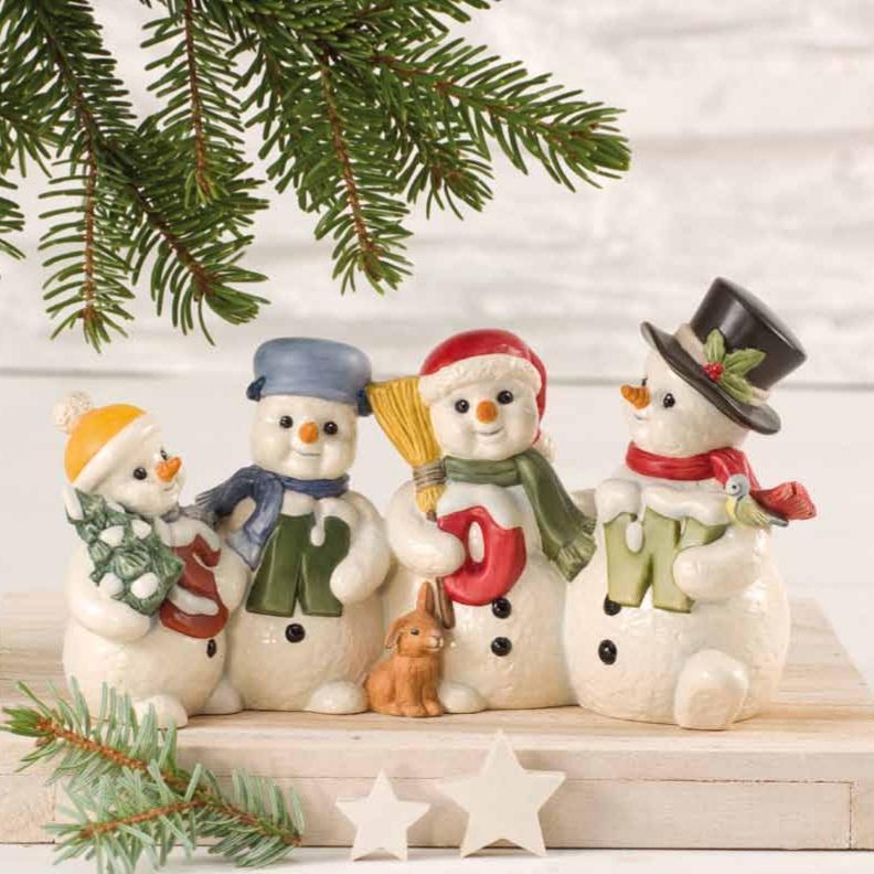 Снеговики от Goebel
