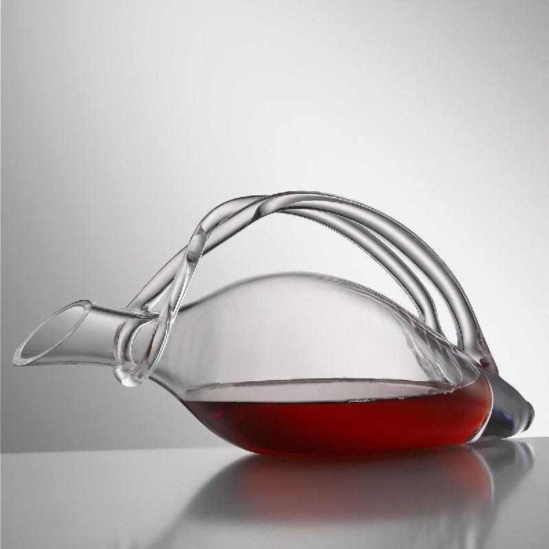 Eisch Gläser Dekantierenten
