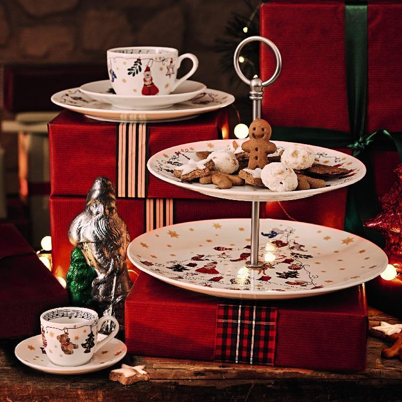Hutschenreuther Christmas Сarols Collector's Edition