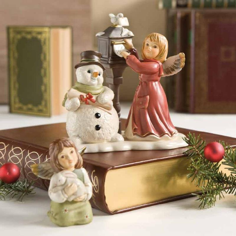 Goebel Magic Christmas Figurines