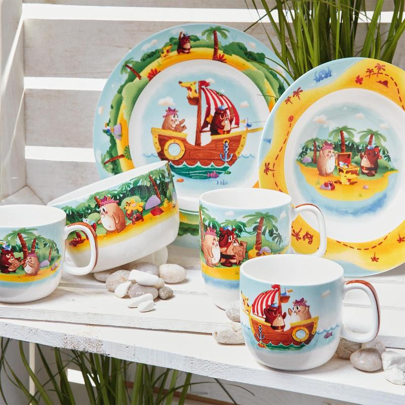 Villeroy & Boch Chewy's Treasure Hunt