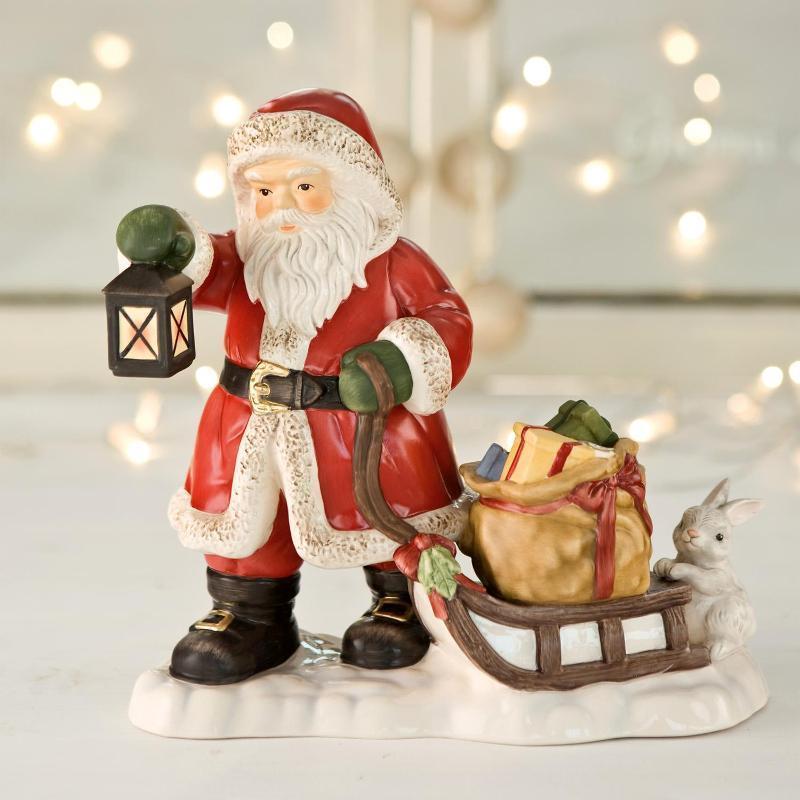 Goebel Morgen kommt der Weihnachtsmann