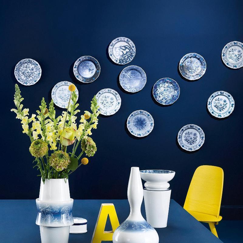 Wall decorative plates
