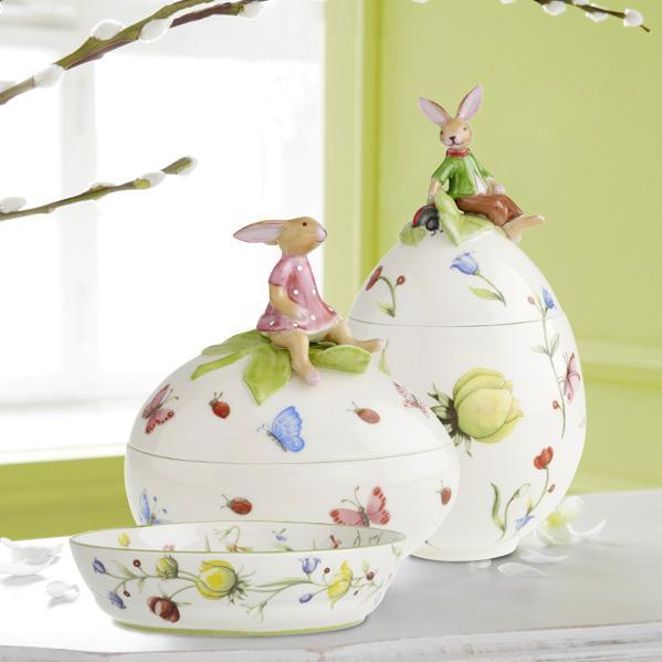 Porcelain Boxes for Easter