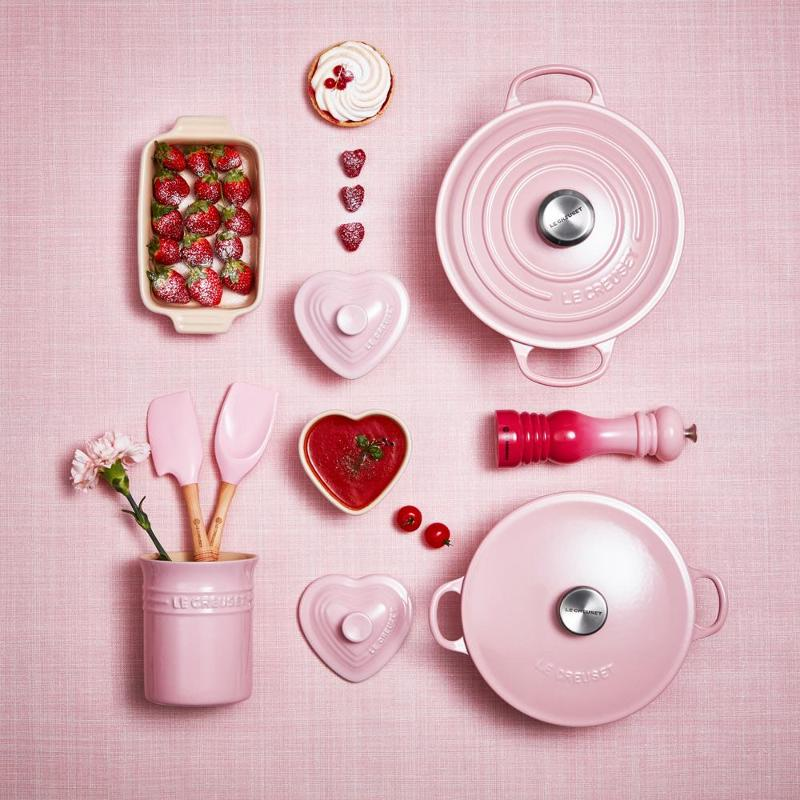 Le Creuset Chiffon Pink - Limited Edition