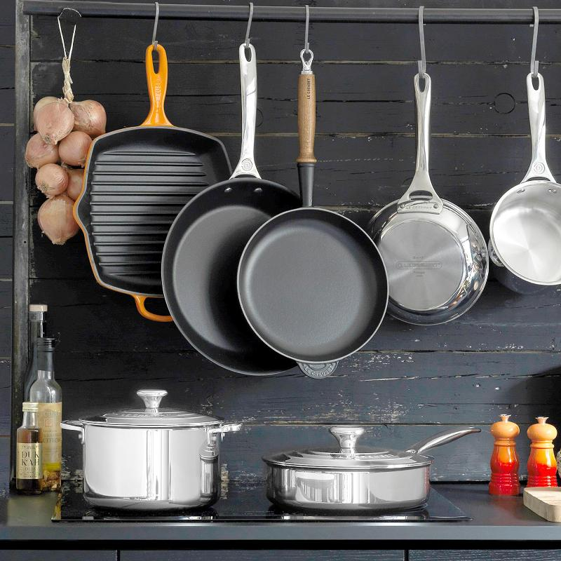 Le Creuset Perfect Pans for Every Occasion