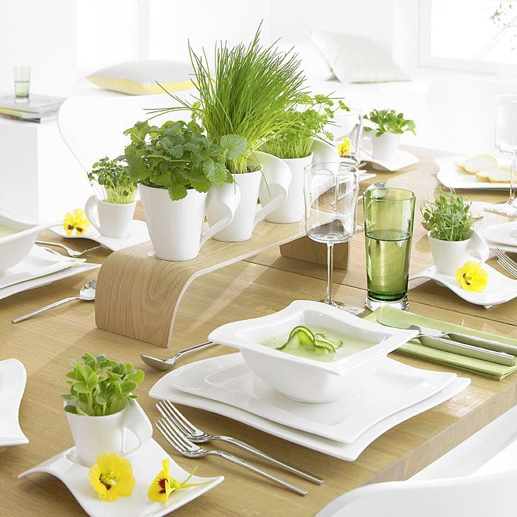 Villeroy & Boch New Wave Weiß