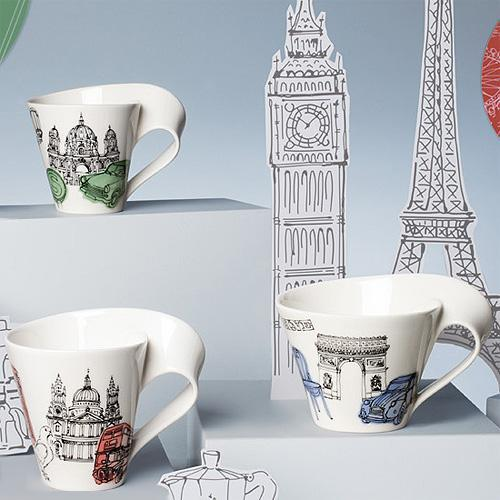 Cities of the World от Villeroy & Boch