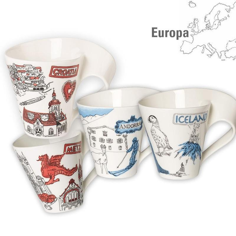 Villeroy & Boch Cities of the World - Europa