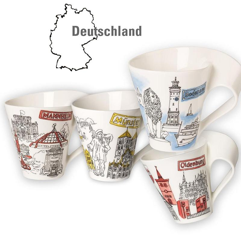 Villeroy & Boch Cities of the World - Germany