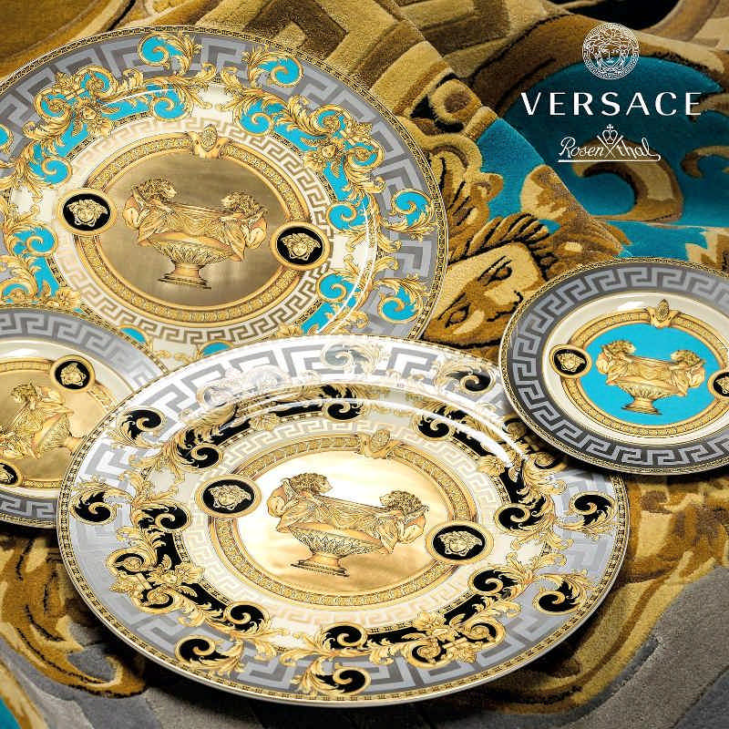 Rosenthal Versace Prestige Gala porcelain