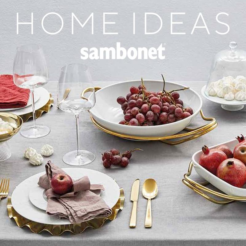 Sambonet Home Ideas 2018