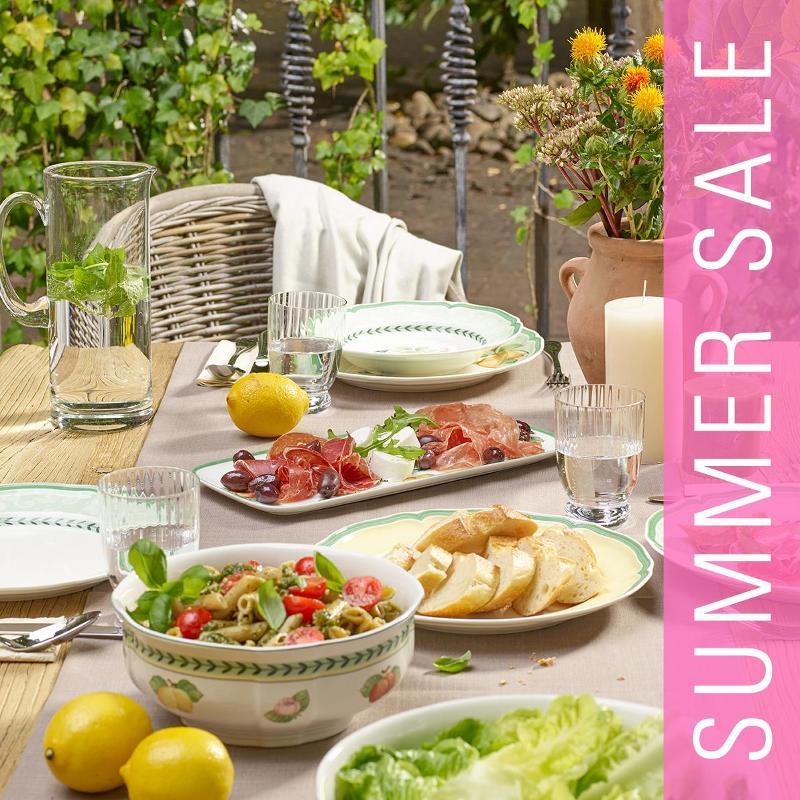 Villeroy & Boch Summer Sale