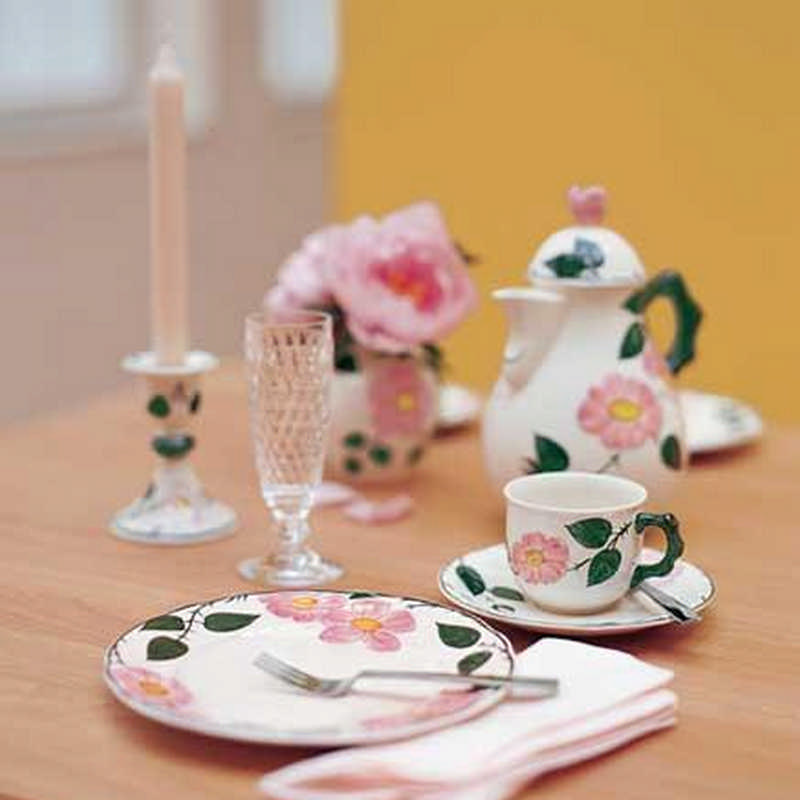 Villeroy & Boch Wild Rose Collection