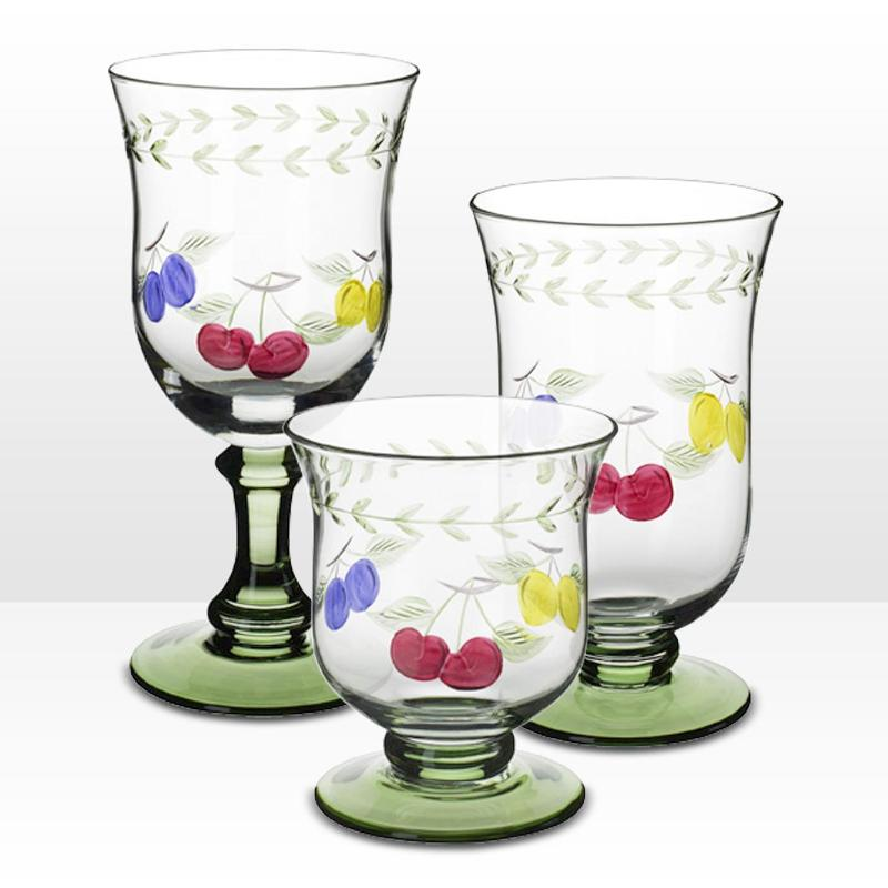 French Garden Glass by Villeroy & Boch