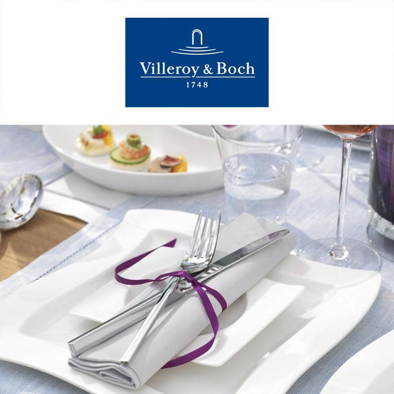 Villeroy And Boch China, Crockery, Cutlery, Glasses, Accessories And Gifts