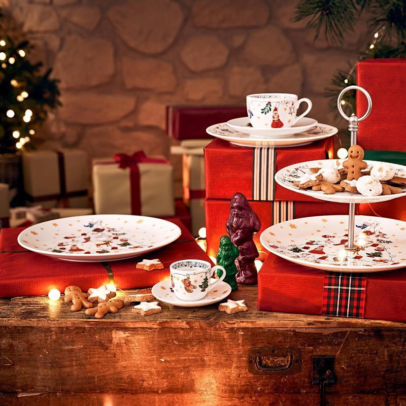 Рождество 2018 c Hutschenreuther - Новинки