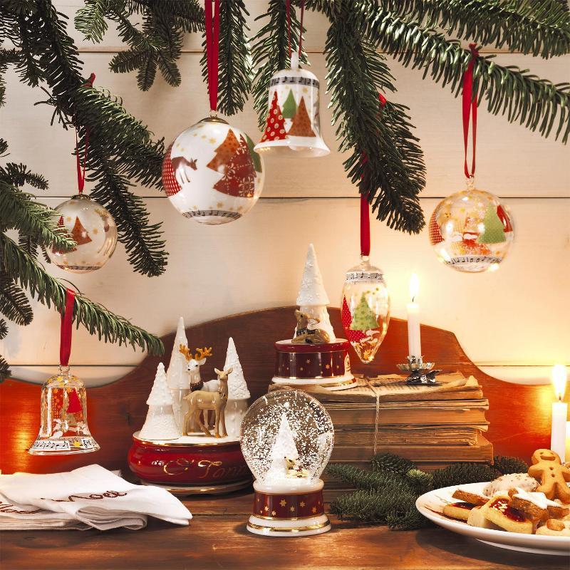 Hutschenreuther Jahresartikel Weihnachten 2017