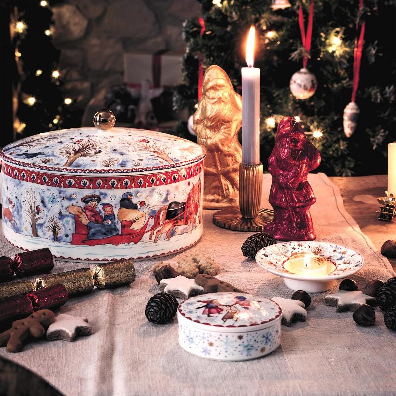 Winter Delight от Hutschenreuther