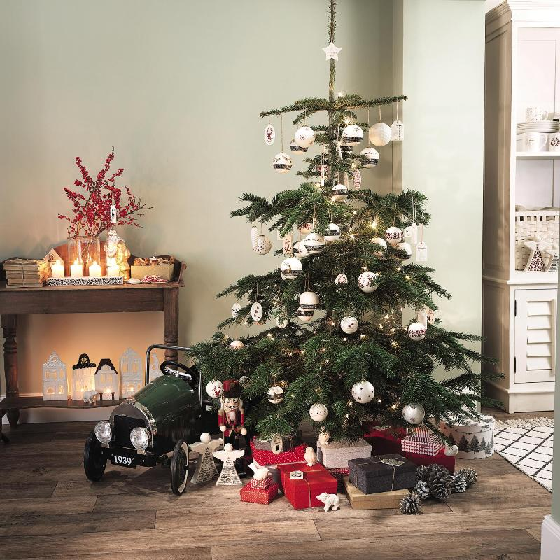 Hutschenreuther Merry Christmas - Nordic Red