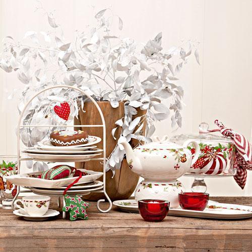 Рождественские лакомства от Hutschenreuther